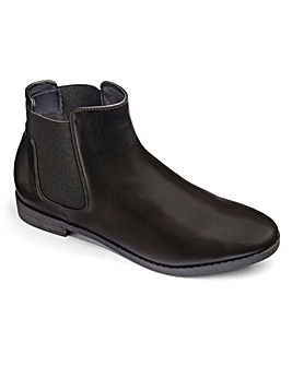 Sole Diva Chelsea Boots Standard D Fit