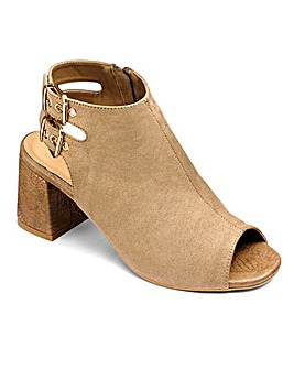 Sole Diva Shoe Boots E Fit