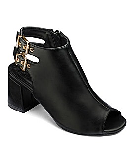 Sole Diva Shoe Boots EEE Fit