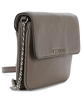 Michael Kors Grey Cross-Body Bag