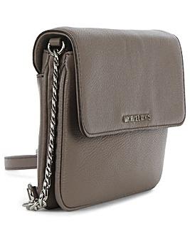 Michael Kors Grey Cross-Body Bag