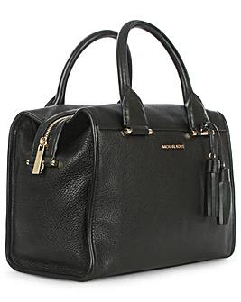 Michael Kors Leather Large Satchel Bag