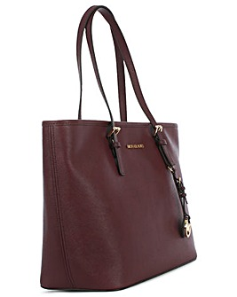 Michael Kors Top-Zip Tote Bag