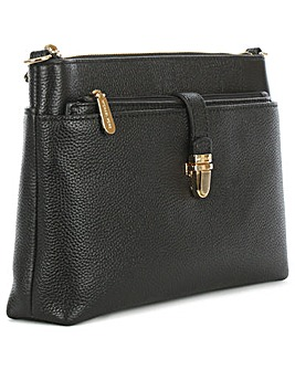 Michael Kors Leather Cross-Body Bag