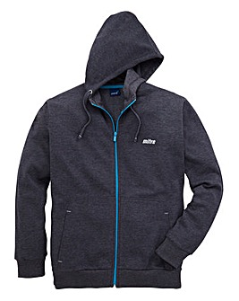 Mitre Full Zip Hooded Sweatshirt
