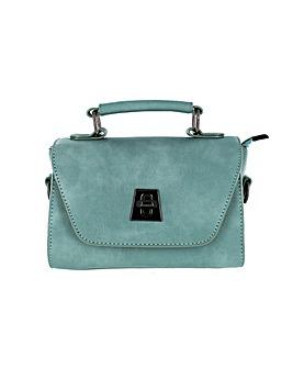 Handheld Twist Clasp Bag