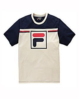 Fila Nostalgia Crew Neck T-Shirt