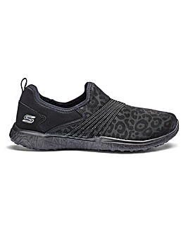 Skechers Microburst Bungee Trainers