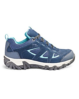 Snowdonia Womens Walking Shoes EEE Fit