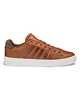 K-Swiss Mens Court Frasco Trainers