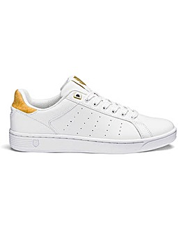 K-Swiss Womens Clean Court CMF Trainers