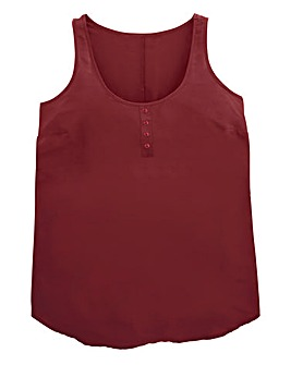 Scoop Neck Vest