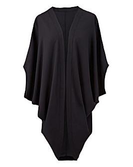 Black Cocoon Kimono
