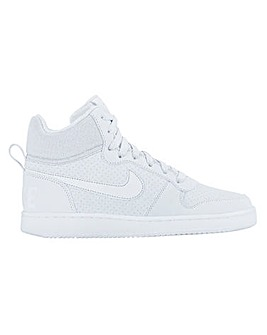 Nike Court Borough Low Mid Trainers