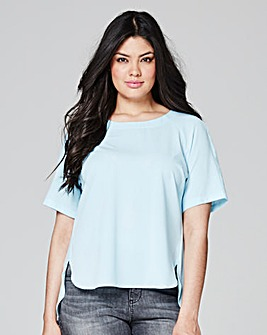Raglan Sleeve Shell Top