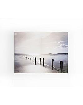 Distant Shores Printed Canvas