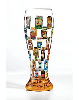 Lolita Beer Wall Beer Glass