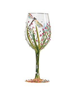 Lolita Dragonfly Standard Wine Glass