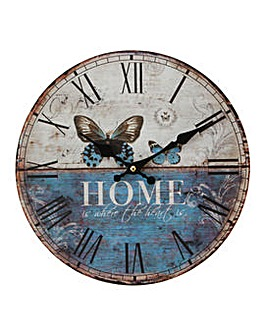 Hometime Home Wall Clock 30cm