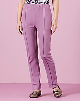Pull On Jersey Leisure Trouser