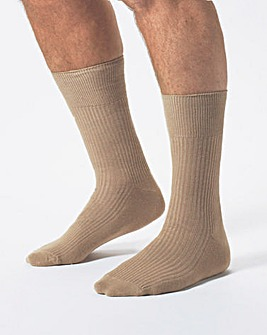 Southbay No-Elastic Pack of 6 Socks