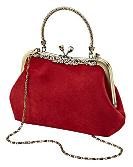 Joe Browns Vintage Red Bag