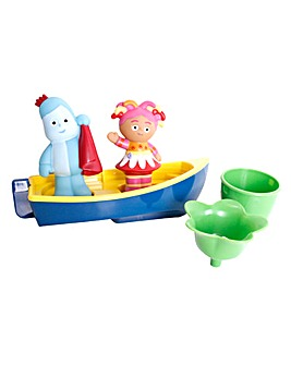 Igglepiggles Floaty Boat Playset