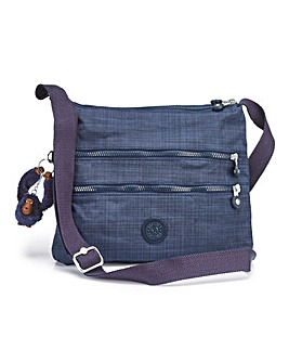 Kipling Alvar Medium Across Body Bag