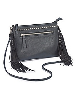 Shoulder Bag With Detachable Strap