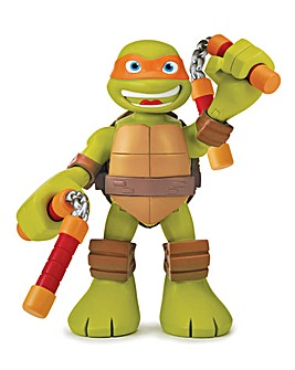 TMNT Half-Shell Heroes Talking - Mikey