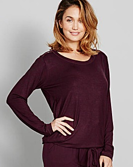 Supersoft Loose Fit Pyjama Top