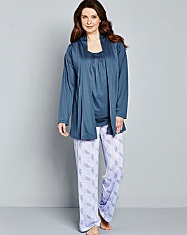 Pretty Secrets 3 Piece Pyjama Set