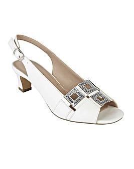LOTUS AUBREY OPEN BACK SHOES