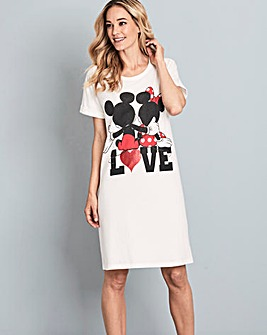 Mickey and Minnie Love Nightdress