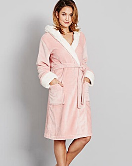 Pretty Secrets Supersoft Robe L38