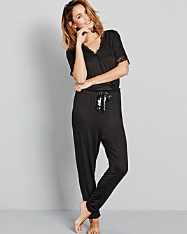 Pretty Secrets Viscose Jumpsuit