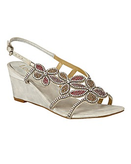 LOTUS ANNABELLA WEDGE SANDALS