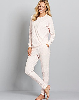 Pretty Secrets Heart Loungewear Set