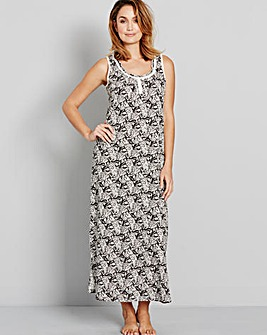 Pretty Secrets Maxi Nightdress