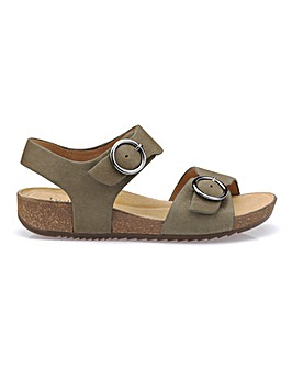 Hotter Tourist Ladies Sandal