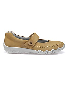 Hotter Spin EE Touch Close Shoe