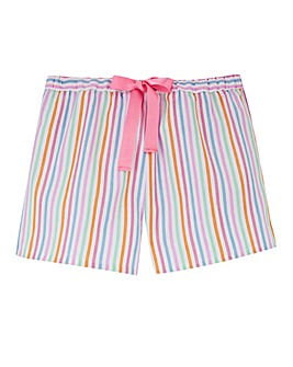 Pretty Secrets Cotton Shorts