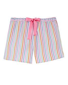 Pretty Secrets Cotton Shorts