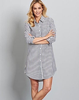 Pretty Secrets Cotton Sleepshirt