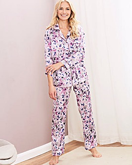 Pretty Secrets Satin Pyjama Set