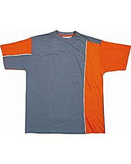 DeltaPlus 2 Tone Tee-Shirt
