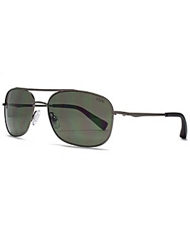 Suuna Nassau Square Aviator Sunglasses