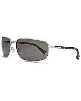 Suuna Baja Rectangle Wrap Sunglasses
