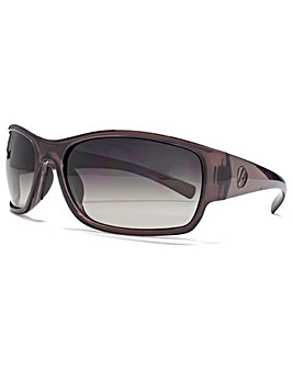 Freedom Polarised Square Wrap Sunglasses