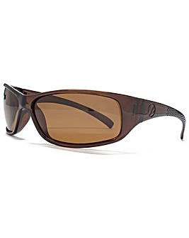 Freedom Polarised Small Wrap Sunglasses